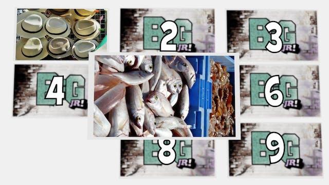 Unlikely Heroes JR - Week 7 BIG QUIZ (3.1)