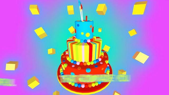 Listen Up - COMMON Video - Birthday Song