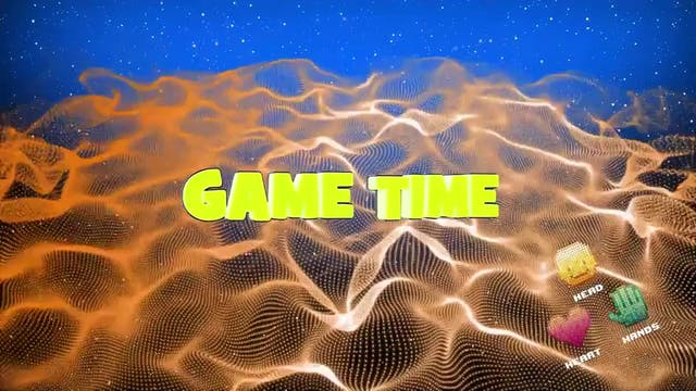 Head, Heart & Hands - Game Time Video