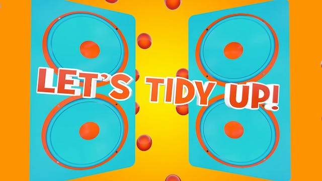 COMMON Video - Tidy Up Song