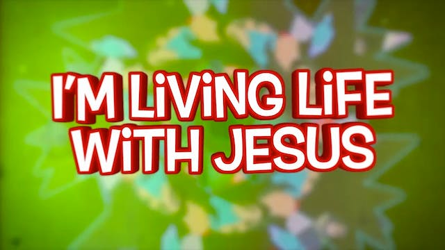 Life With Jesus - WORSHIP: Life With Jesus (BACKING)