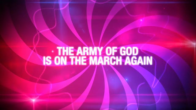 Life With Jesus - WORSHIP: On The March (BACKING)
