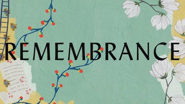 Remembrance (Lyric Video)