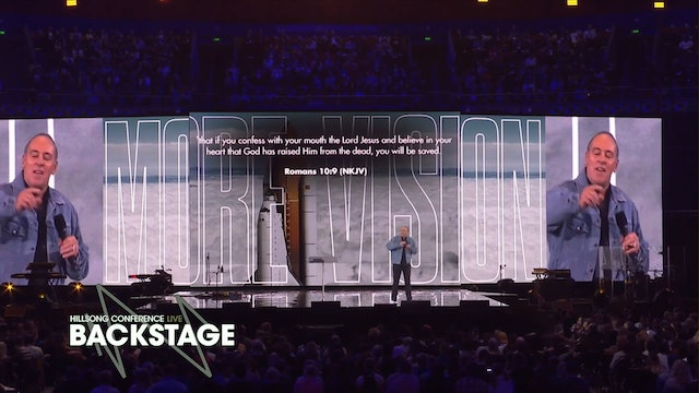 Day 3 - Brian Houston's 2018 Message