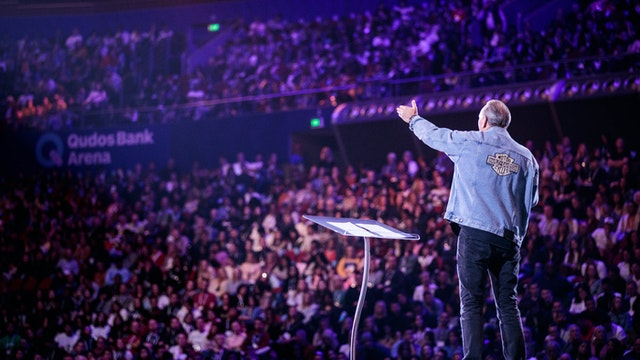 The Power of Sin - Brian Houston