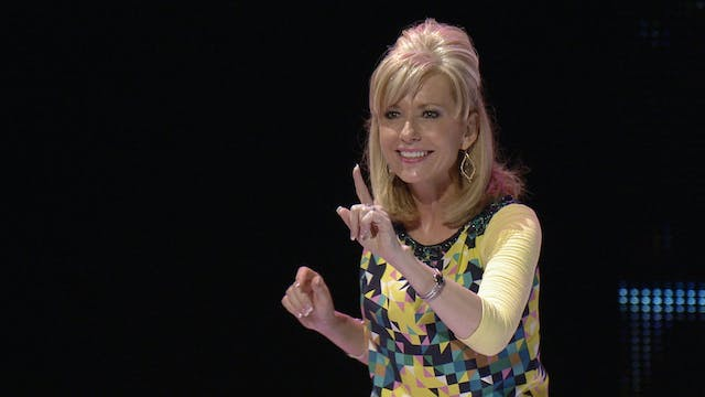 She in the We - Beth Moore