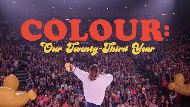 Colour: Our Twenty-Third Year