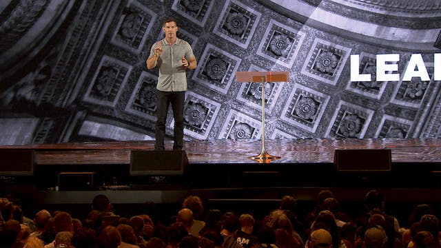 Live at Sydney - with Craig Groeschel