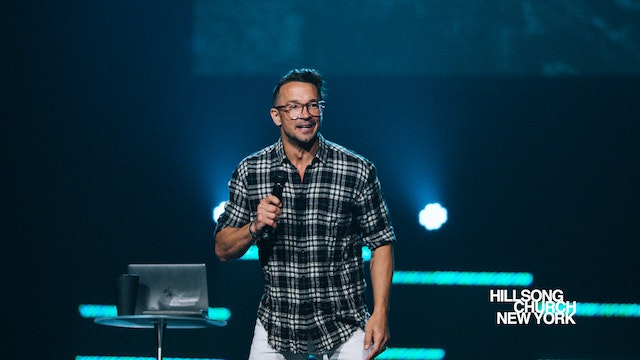 Let's Keep it Moving - Carl Lentz