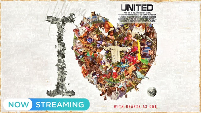 Hillsong UNITED: The I-Heart Revolution - With Hearts as One