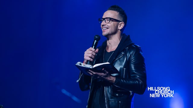 Every Step I Take - Carl Lentz