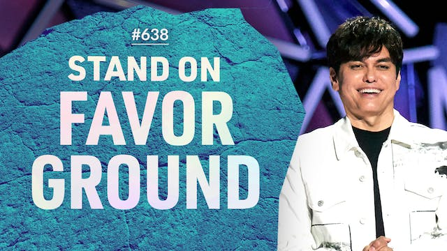 Stand On Favor Ground
