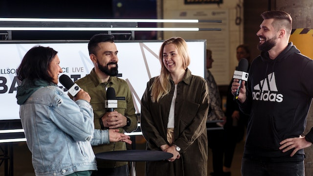 Day 2 - Interviews with Hillsong's Global Pastors