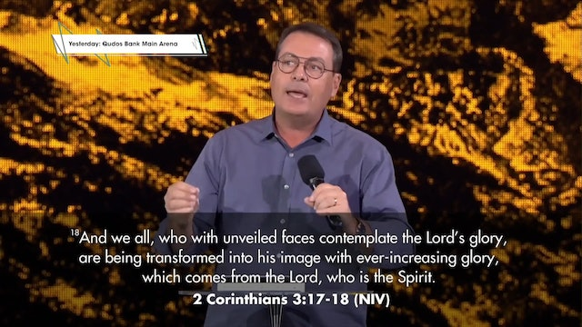 Day 4 - Chris Hodges 2018 Message