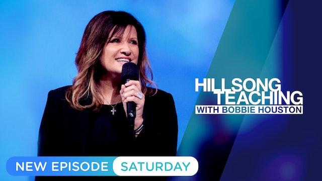 Hillsong Teaching with Bobbie Houston