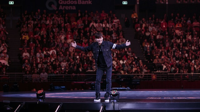 Live at Sydney with Hillsong Worship and Joseph Prince