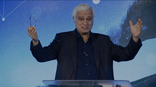 What Does it Mean to be Human? - Ravi Zacharias