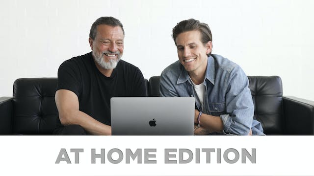 At Home Edition: Leadership During Cr...