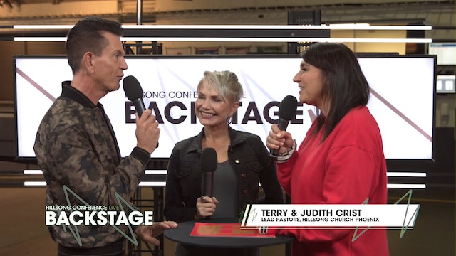 Day 4 - Terry & Judith Crist