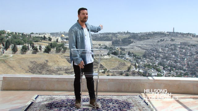 Message from Israel - Ben Houston