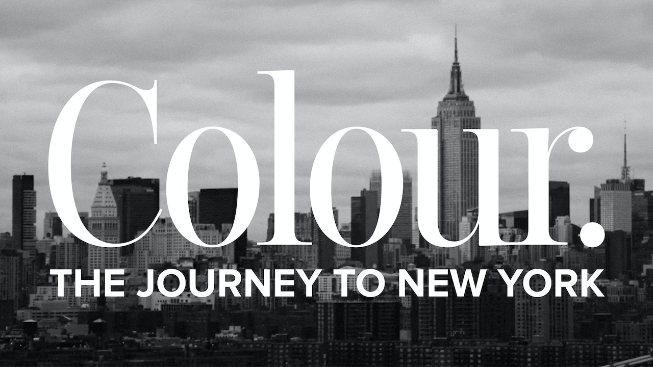 Colour: The Journey to New York