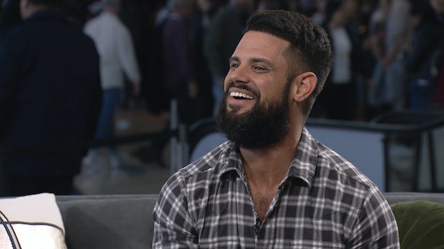 Foyer Studio Interview - Steven Furtick