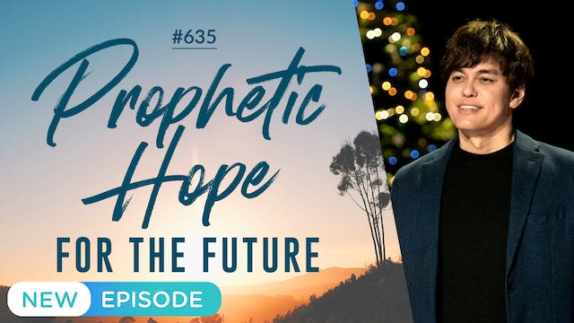 Prophetic Hope For The Future