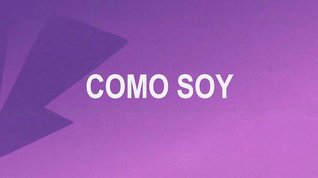 Como Soy (Studio)