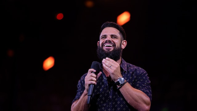 Frozen Oil & Chosen Vessels - Steven Furtick
