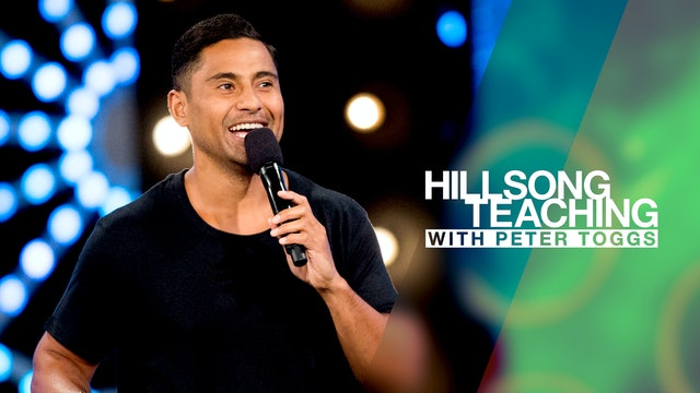 Hillsong Teaching with Peter Toggs