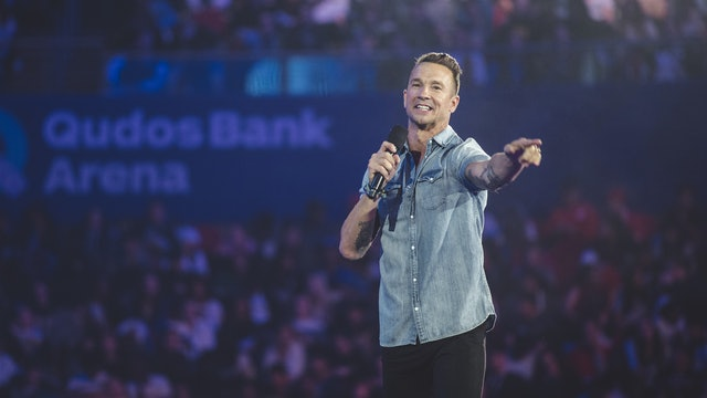 I'm Making Progress - Carl Lentz