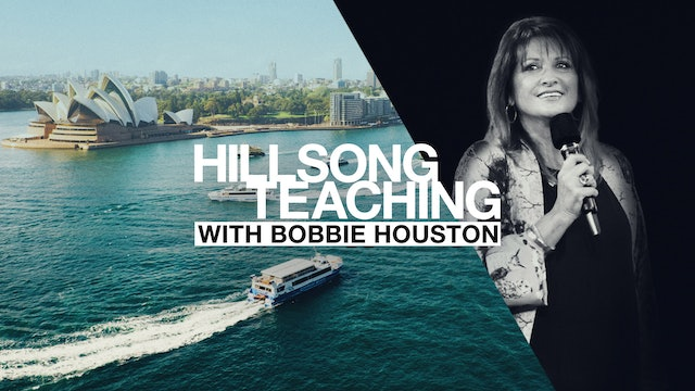 Hillsong Teaching with Bobbie Houston