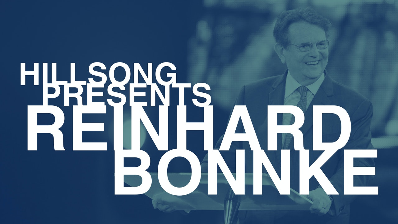 Hillsong Presents Reinhard Bonnke