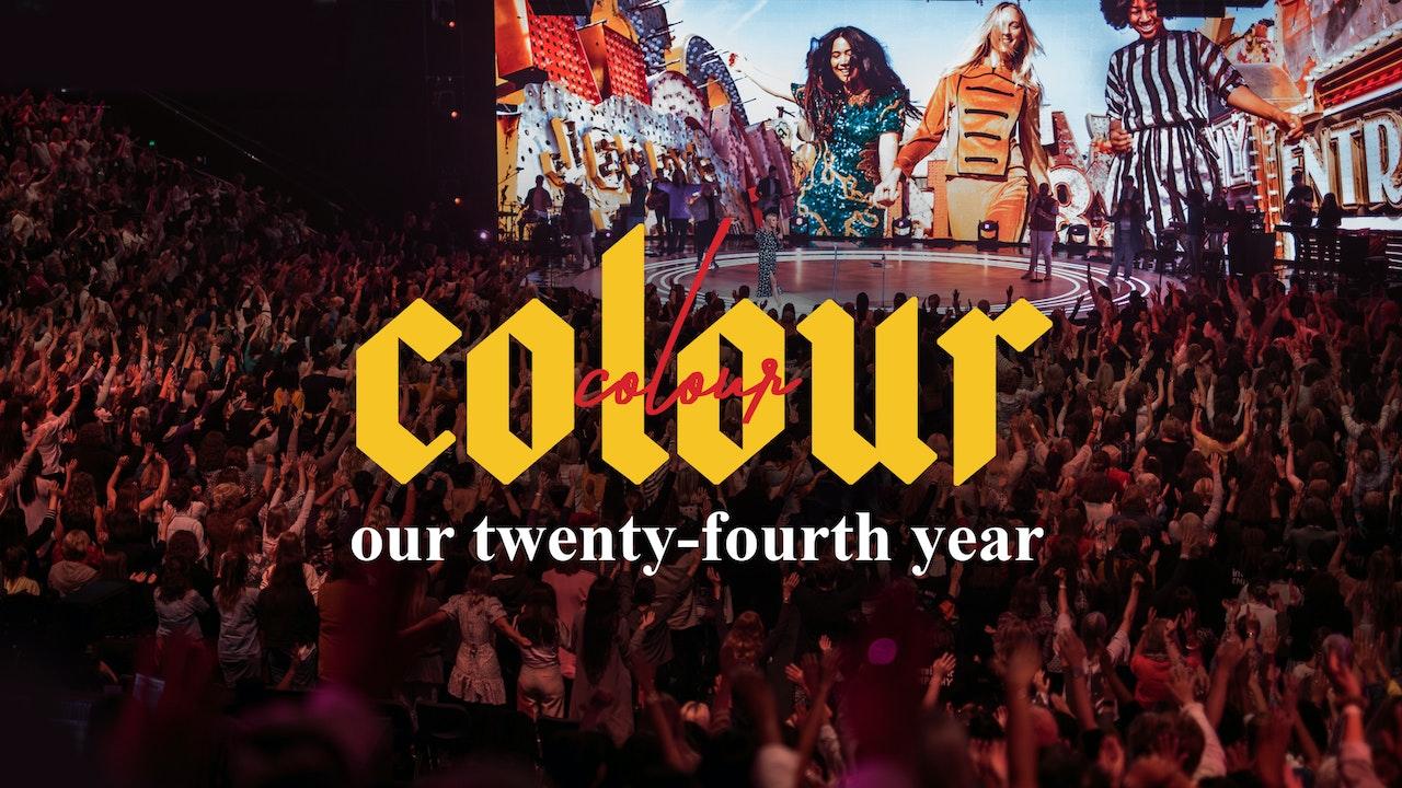 Colour: Our Twenty-Fourth Year