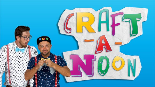 Craft-A-Noon