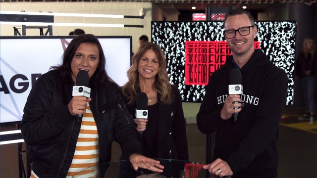 Day 4 - Interview with Lee Burns & Angela Bachtle, Hillsong College