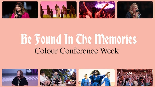 Colour Conference Week Trailer