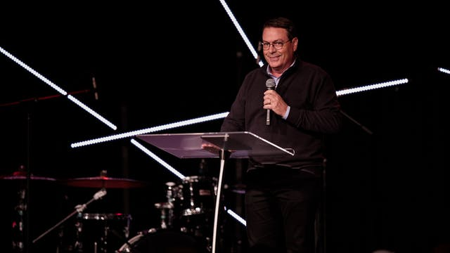 Living a Life of Influence - Chris Hodges