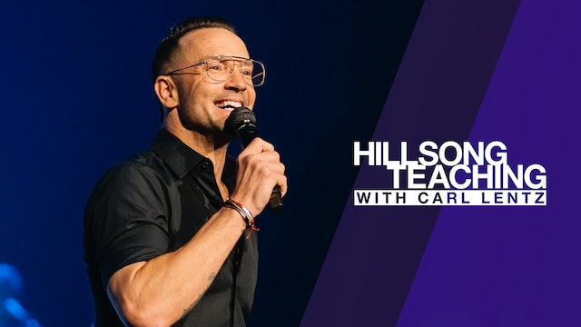Hillsong Teaching with Carl Lentz