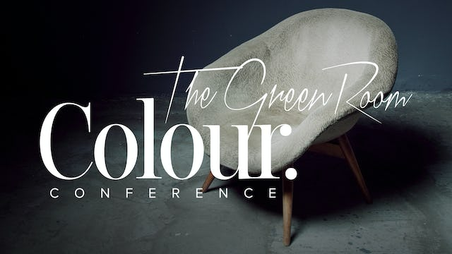 Colour Conference: The Green Room