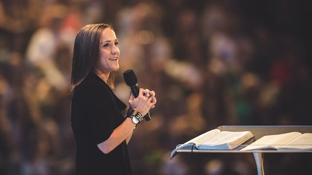 Holly Wagner & Christine Caine