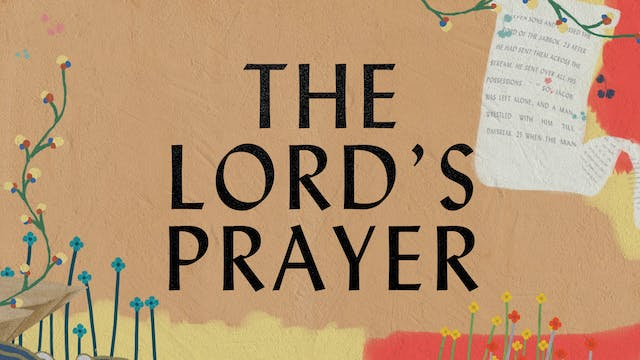 The Lord's Prayer (Lyric Video)