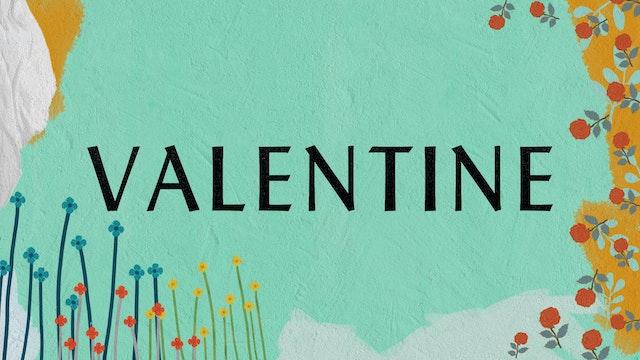 Valentine (Lyric Video)