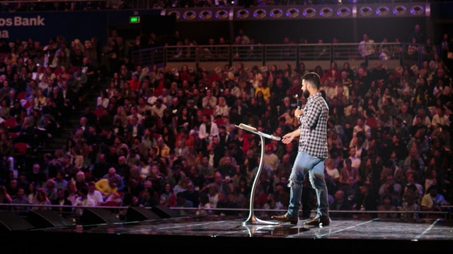 Danger In The Distance - Steven Furtick