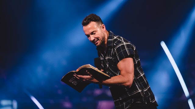 It Is Well With My Soul - Carl Lentz