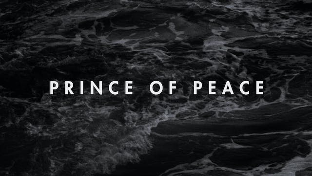 Prince Of Peace (Lyric Video)
