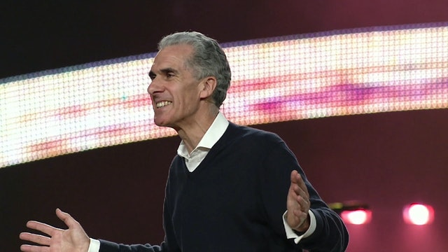 God is up to Something! - Nicky Gumbel