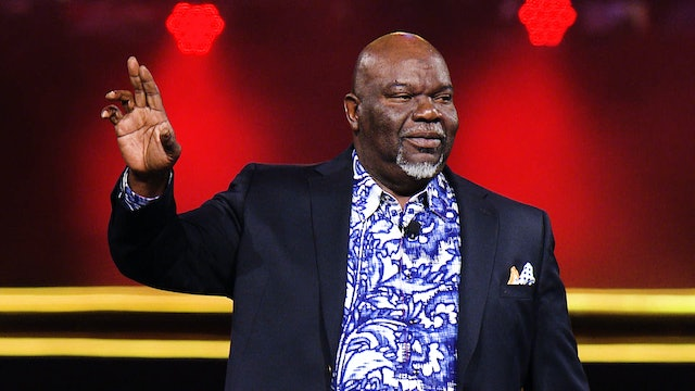 The Instinct to Increase - T.D. Jakes
