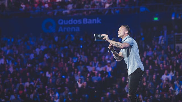 Live at Sydney - with Carl Lentz