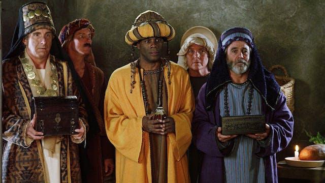 Gold, Frankincense, Myrrh